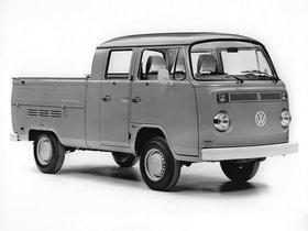 Fotos de Volkswagen T2 Double Cab Pickup 1952