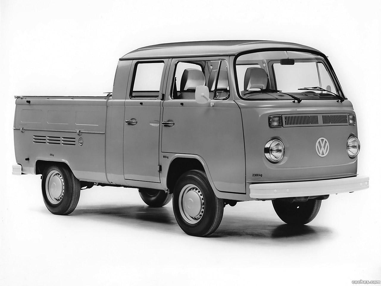 Foto 0 de Volkswagen T2 Double Cab Pickup 1952