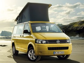 Fotos de Volkswagen Transporter T5 California Beach 2011