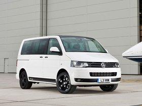 Ver foto 3 de Volkswagen Transporter Caravelle Edition 25 UK 2010