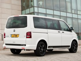Ver foto 2 de Volkswagen Transporter Caravelle Edition 25 UK 2010