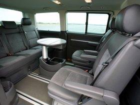 Ver foto 6 de Volkswagen T5 Caravelle UK 2009