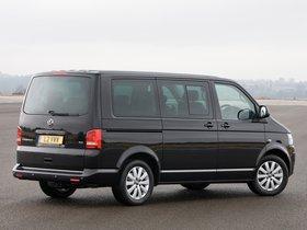 Ver foto 2 de Volkswagen T5 Caravelle UK 2009