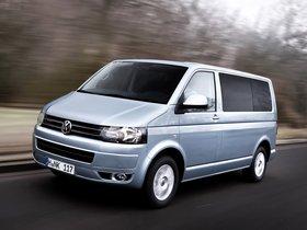 Ver foto 2 de Volkswagen Transporter T5 Multivan BlueMotion 2011
