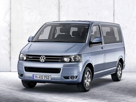 Fotos de Volkswagen Transporter T5 Multivan BlueMotion 2011