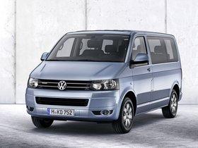 Fotos de Volkswagen Transporter T5 Multivan BlueMotion 2011