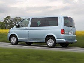 Ver foto 7 de Volkswagen Transporter T5 Multivan BlueMotion 2011