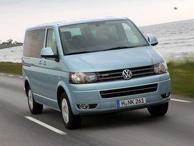 Ver foto 6 de Volkswagen Transporter T5 Multivan BlueMotion 2011