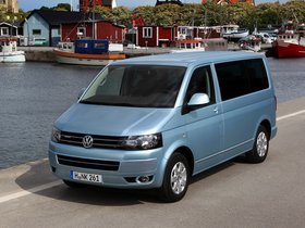 Ver foto 5 de Volkswagen Transporter T5 Multivan BlueMotion 2011