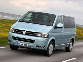 Ver foto 4 de Volkswagen Transporter T5 Multivan BlueMotion 2011