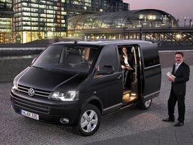 Ver foto 4 de Volkswagen Transporter T5 Multivan Business 2011