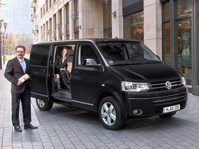 Ver foto 2 de Volkswagen Transporter T5 Multivan Business 2011