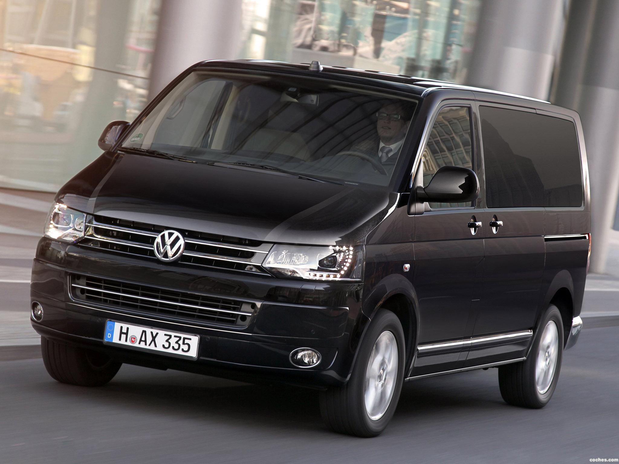 Foto 0 de Volkswagen Transporter T5 Multivan Business 2011