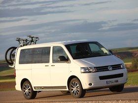 Ver foto 4 de Volkswagen Transporter T5 Multivan Outdoor Edition 2014