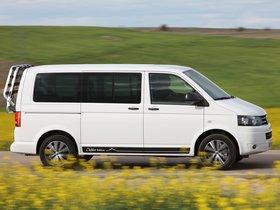 Ver foto 3 de Volkswagen Transporter T5 Multivan Outdoor Edition 2014
