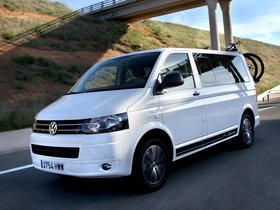 Fotos de Volkswagen Transporter T5 Multivan Outdoor Edition 2014