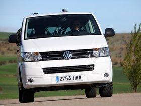 Ver foto 10 de Volkswagen Transporter T5 Multivan Outdoor Edition 2014