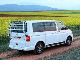 Ver foto 8 de Volkswagen Transporter T5 Multivan Outdoor Edition 2014