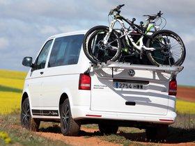 Ver foto 7 de Volkswagen Transporter T5 Multivan Outdoor Edition 2014