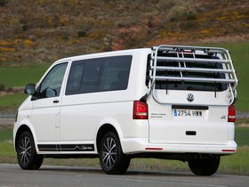 Ver foto 6 de Volkswagen Transporter T5 Multivan Outdoor Edition 2014