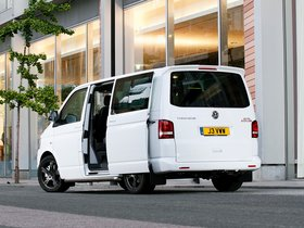 Ver foto 6 de Volkswagen Transporter T5 Combi Sportline UK 2011