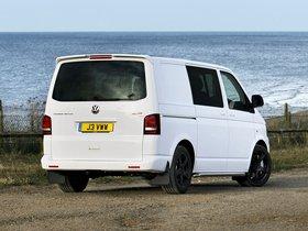 Ver foto 3 de Volkswagen Transporter T5 Combi Sportline UK 2011
