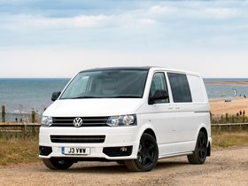 Ver foto 2 de Volkswagen Transporter T5 Combi Sportline UK 2011