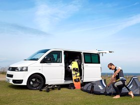 Ver foto 12 de Volkswagen Transporter T5 Combi Sportline UK 2011