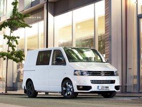 Ver foto 11 de Volkswagen Transporter T5 Combi Sportline UK 2011