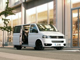 Ver foto 7 de Volkswagen Transporter T5 Combi Sportline UK 2011