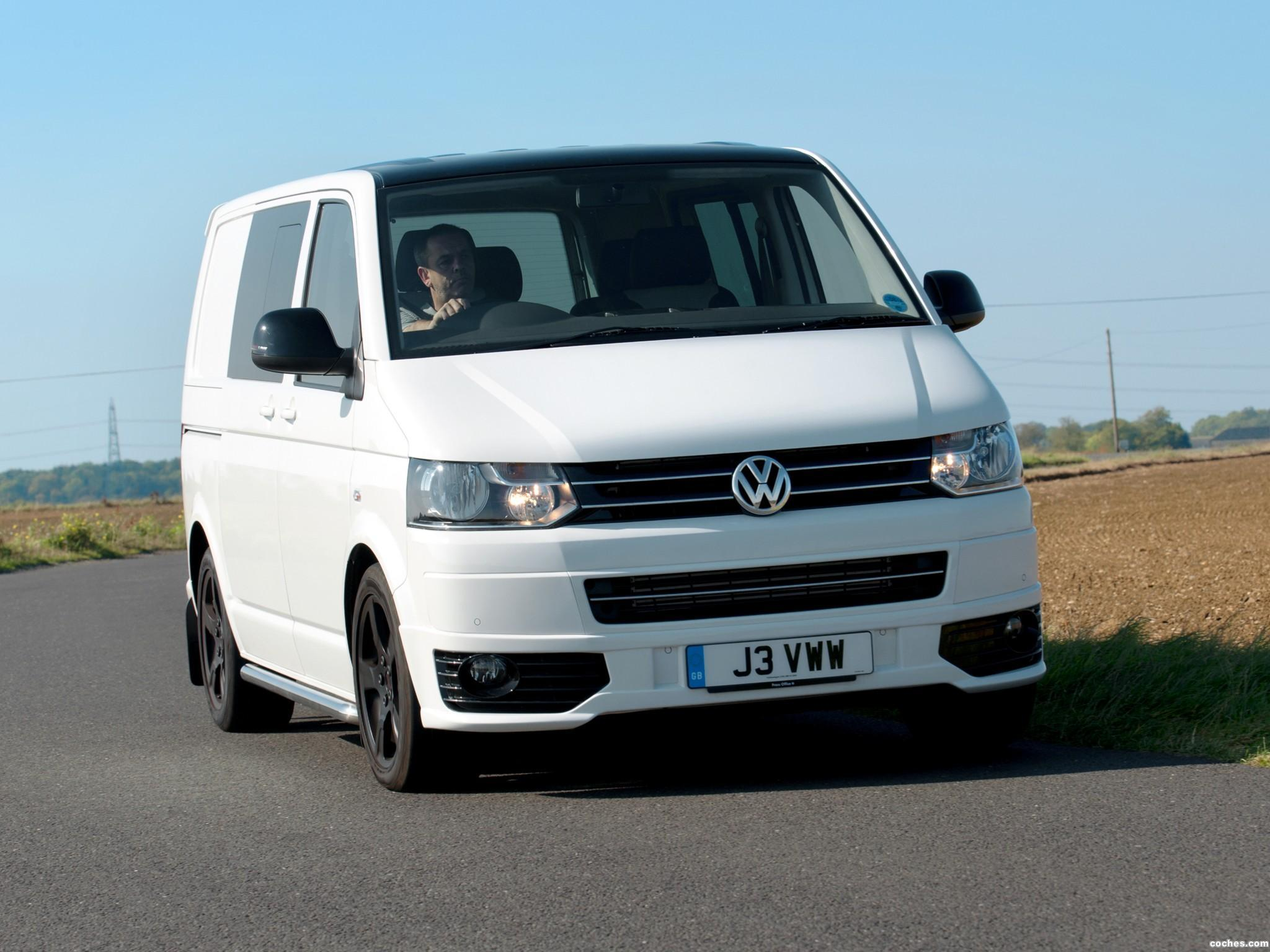 Foto 0 de Volkswagen Transporter T5 Combi Sportline UK 2011