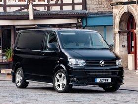 Ver foto 9 de Volkswagen Transporter T5 Sportline UK 2011