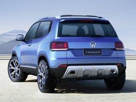 Ver foto 7 de Volkswagen Taigun Concept 2012