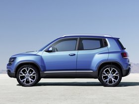 Ver foto 6 de Volkswagen Taigun Concept 2012