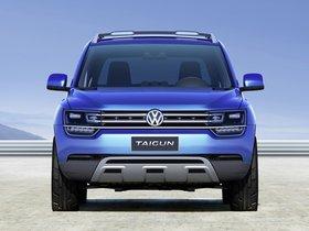 Ver foto 5 de Volkswagen Taigun Concept 2012