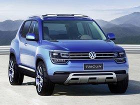 Ver foto 4 de Volkswagen Taigun Concept 2012