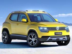 Ver foto 3 de Volkswagen Taigun Concept 2012