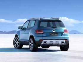 Ver foto 2 de Volkswagen Taigun Concept 2012