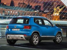 Ver foto 20 de Volkswagen Taigun Concept 2012