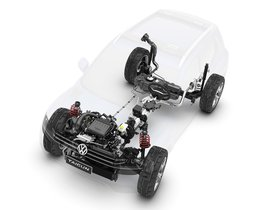 Ver foto 10 de Volkswagen Taigun Concept 2012