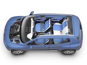 Ver foto 8 de Volkswagen Taigun Concept 2012