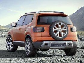 Ver foto 5 de Volkswagen Taigun Concept 2014