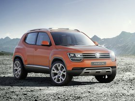 Ver foto 1 de Volkswagen Taigun Concept 2014