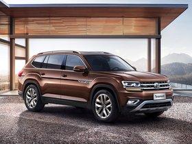 Ver foto 8 de Volkswagen Teramont China  2017