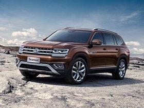 Ver foto 7 de Volkswagen Teramont China  2017