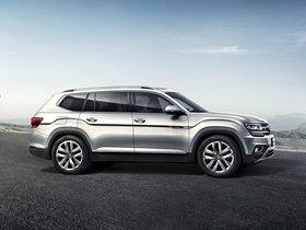 Ver foto 6 de Volkswagen Teramont China  2017
