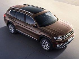 Ver foto 2 de Volkswagen Teramont China  2017