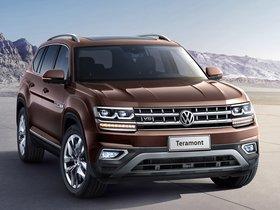 Fotos de Volkswagen Teramont China  2017
