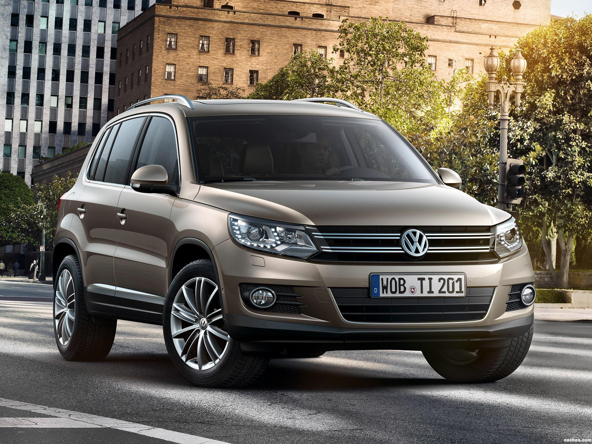 Foto 0 de Volkswagen Tiguan 2011
