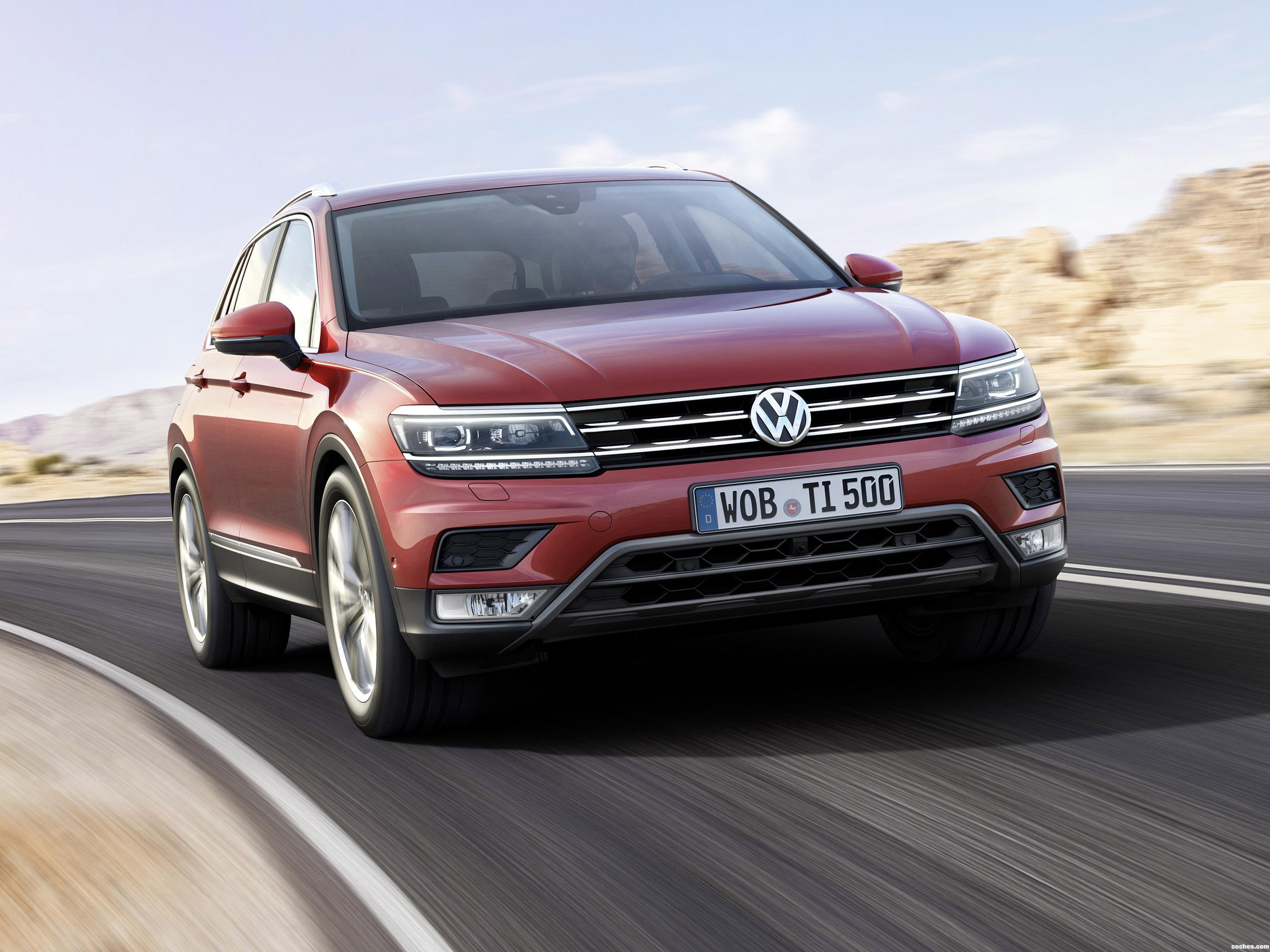 Foto 0 de Volkswagen Tiguan 2015